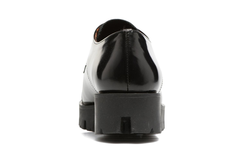 Chaussures à lacets Elizabeth Stuart Millau 308 Noir vue droite