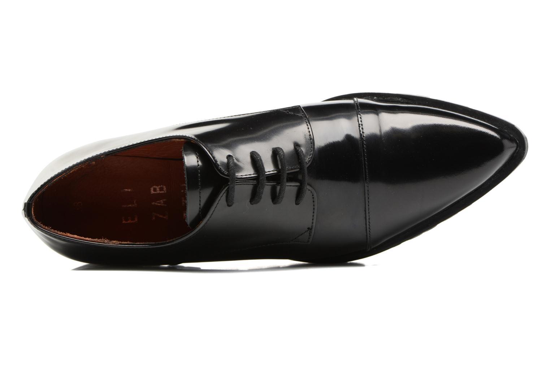 Chaussures à lacets Elizabeth Stuart Millau 308 Noir vue gauche