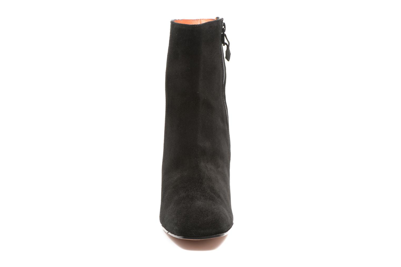 Bottines et boots Elizabeth Stuart Pista 593 Noir vue portées chaussures