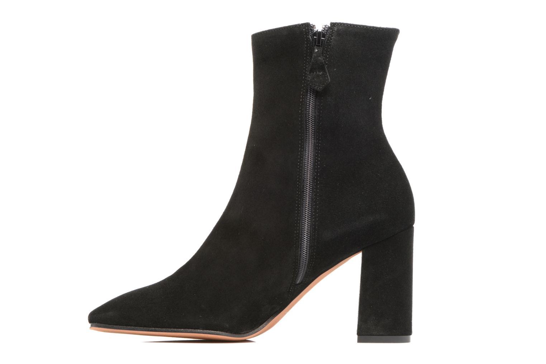Bottines et boots Elizabeth Stuart Pista 593 Noir vue face
