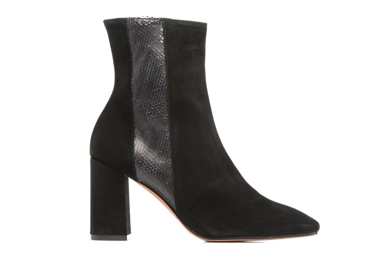 Bottines et boots Elizabeth Stuart Pista 593 Noir vue derrière