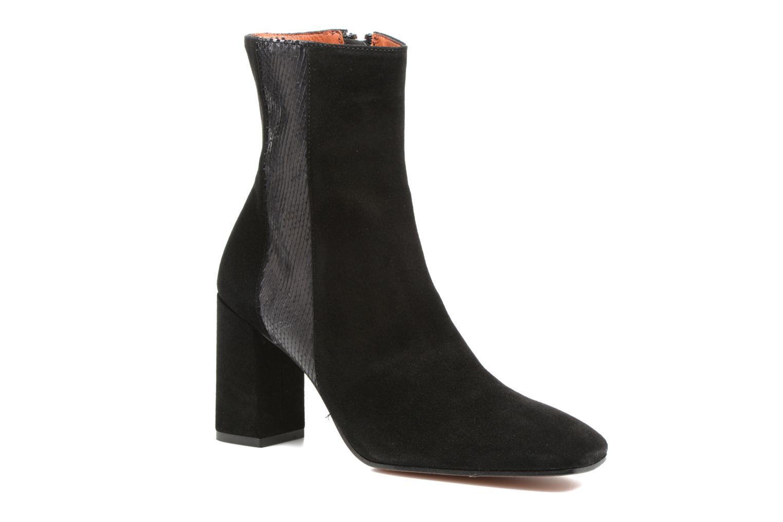 Bottines et boots Elizabeth Stuart Pista 593 Noir vue détail/paire
