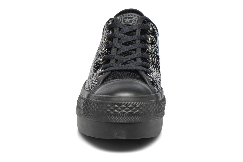 Chuck Taylor All Star Platform Ox Black/black/black