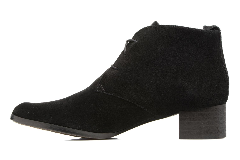 Bottines et boots Elizabeth Stuart Idis 334 Noir vue face