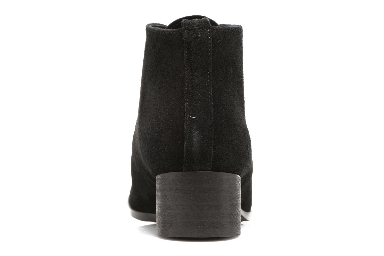 Bottines et boots Elizabeth Stuart Idis 334 Noir vue droite