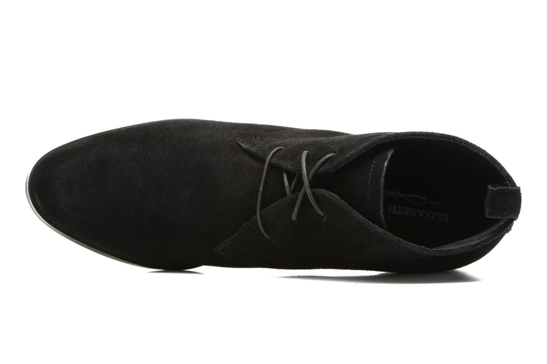 Bottines et boots Elizabeth Stuart Idis 334 Noir vue gauche