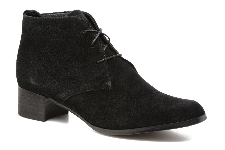 Bottines et boots Elizabeth Stuart Idis 334 Noir vue détail/paire