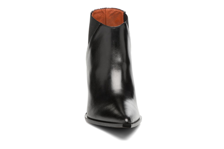 Bottines et boots Elizabeth Stuart Lima 118 Noir vue portées chaussures