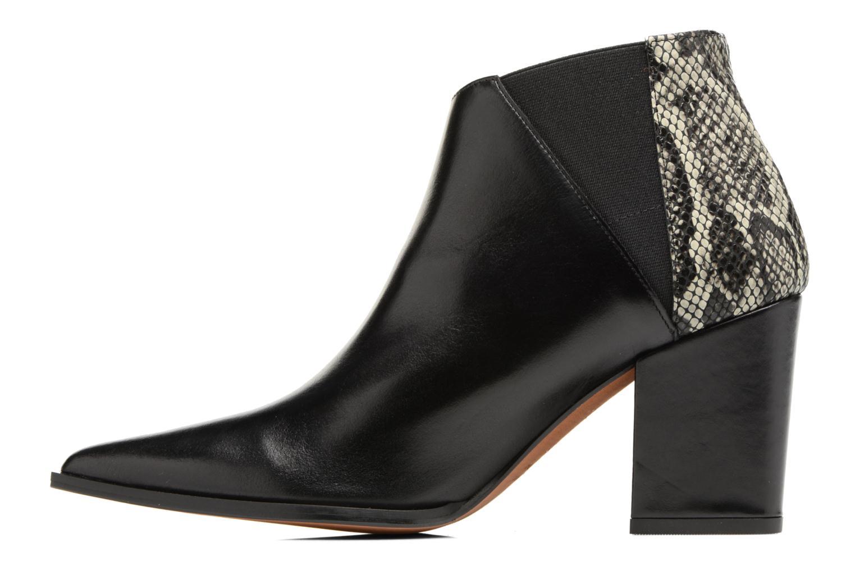 Bottines et boots Elizabeth Stuart Lima 118 Noir vue face