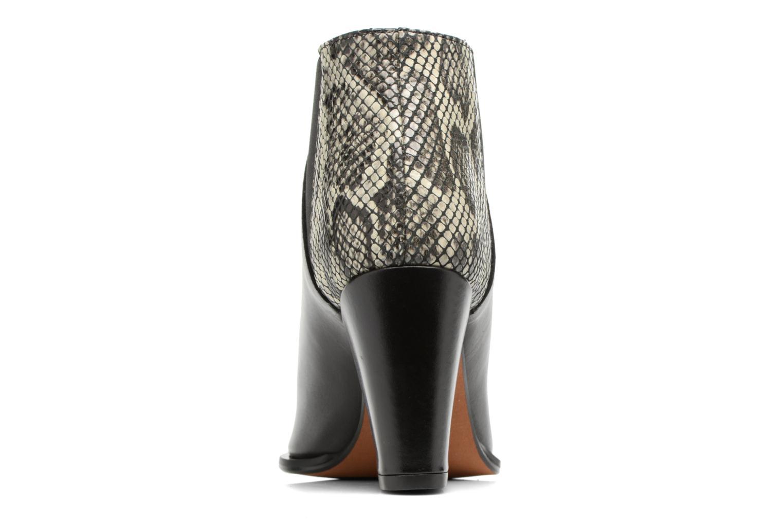 Bottines et boots Elizabeth Stuart Lima 118 Noir vue droite