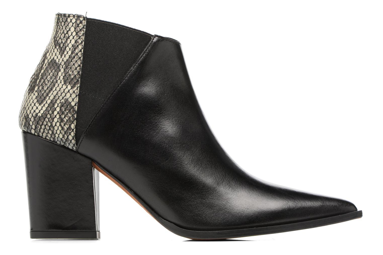 Bottines et boots Elizabeth Stuart Lima 118 Noir vue derrière