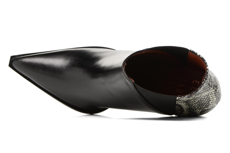 Bottines et boots Elizabeth Stuart Lima 118 Noir vue gauche