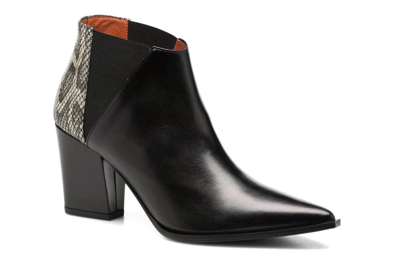 Bottines et boots Elizabeth Stuart Lima 118 Noir vue détail/paire