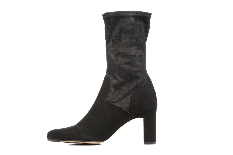 Bottines et boots Elizabeth Stuart Givors 186 Noir vue face