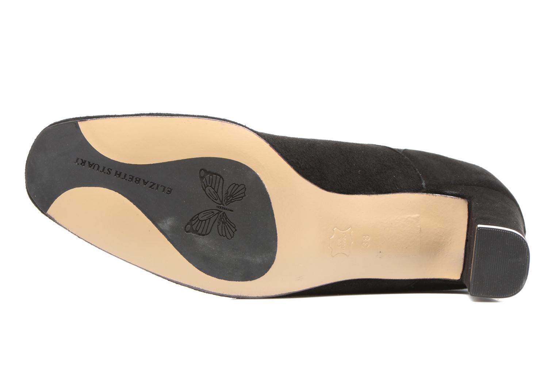 Bottines et boots Elizabeth Stuart Givors 186 Noir vue haut
