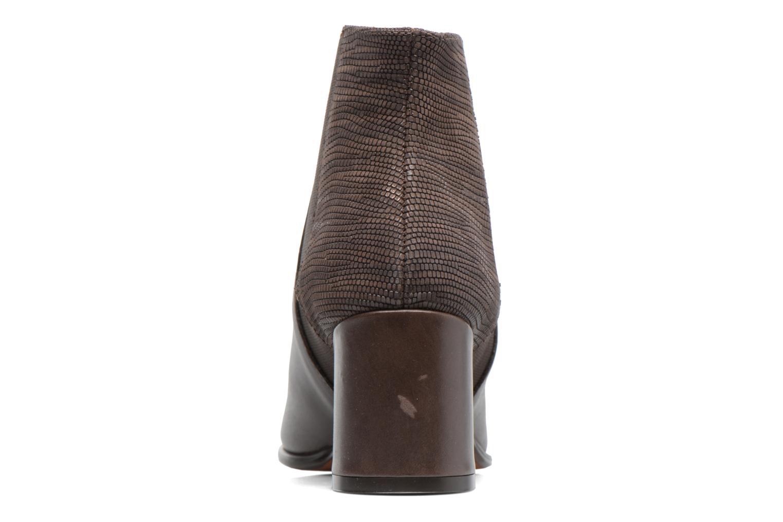 Bottines et boots Elizabeth Stuart Adam 183 Marron vue droite