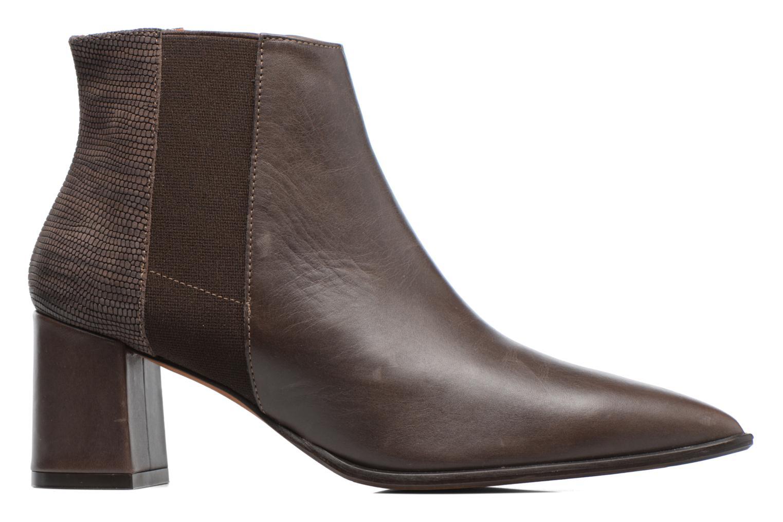 Bottines et boots Elizabeth Stuart Adam 183 Marron vue derrière