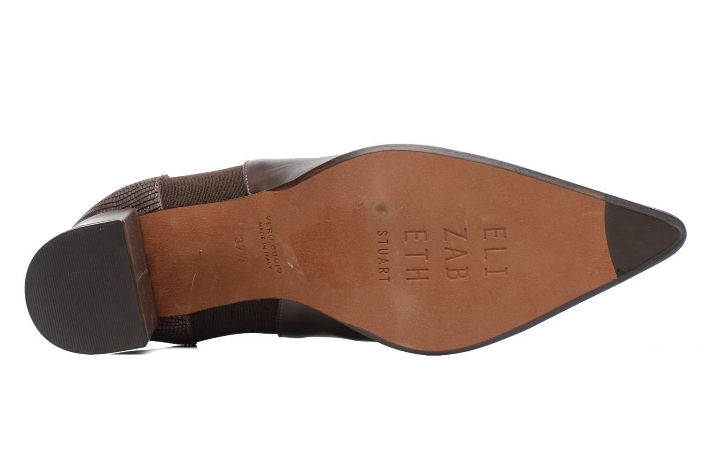 Bottines et boots Elizabeth Stuart Adam 183 Marron vue haut