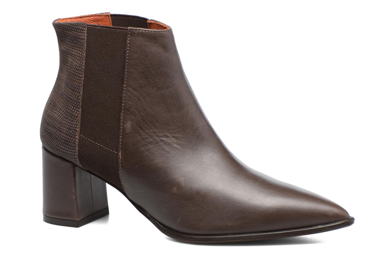 Bottines et boots Elizabeth Stuart Adam 183 Marron vue détail/paire