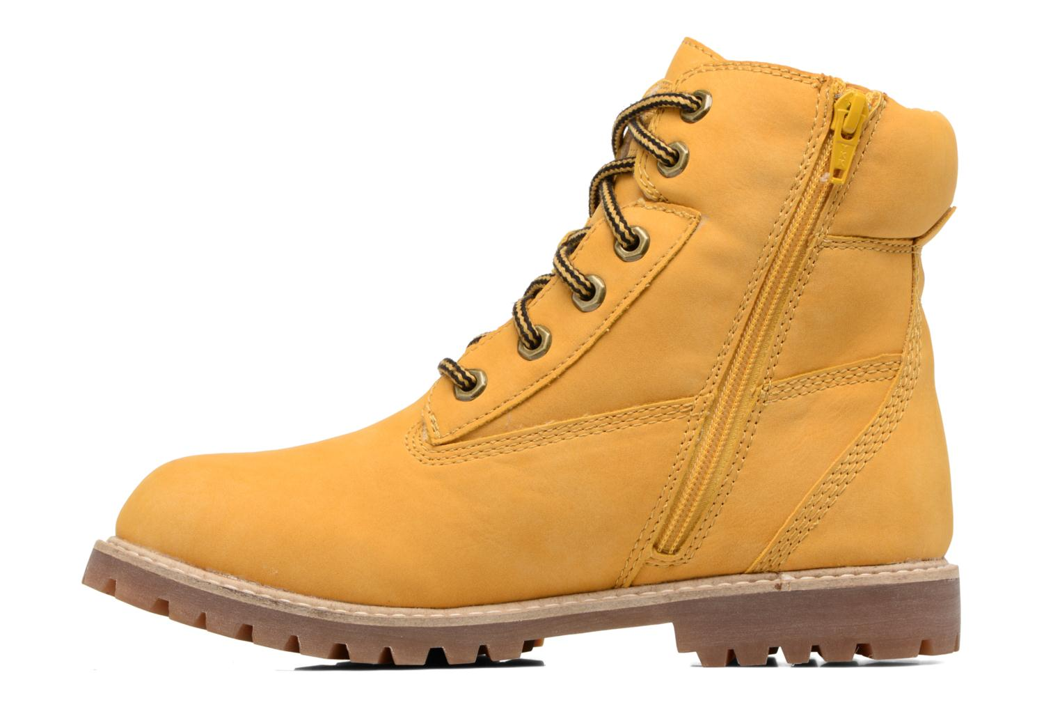 Landy LU Bootie Amber Yellow
