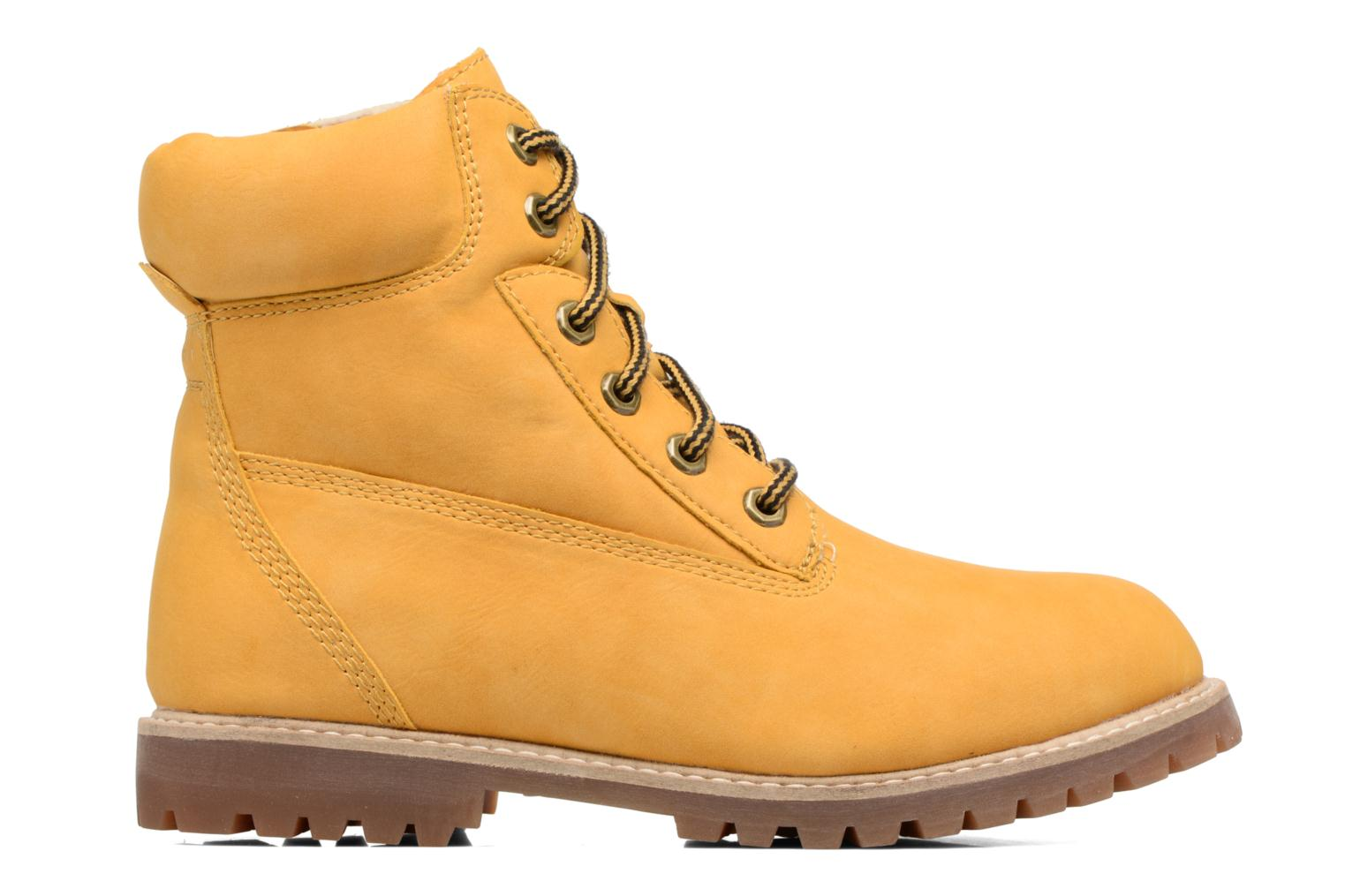 Ankle boots Esprit Landy LU Bootie Yellow back view