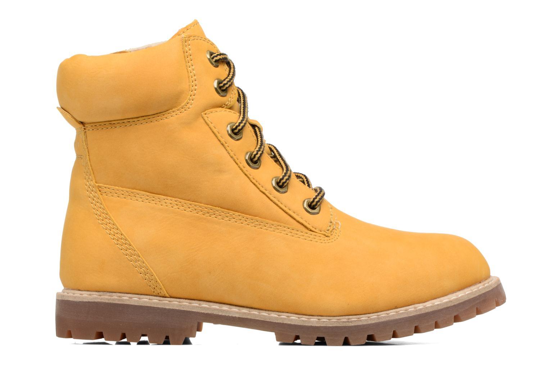 Bottines et boots Esprit Landy LU Bootie Jaune vue derrière