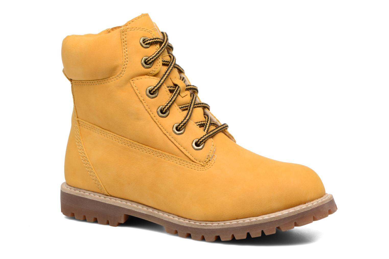 Bottines et boots Esprit Landy LU Bootie Jaune vue détail/paire