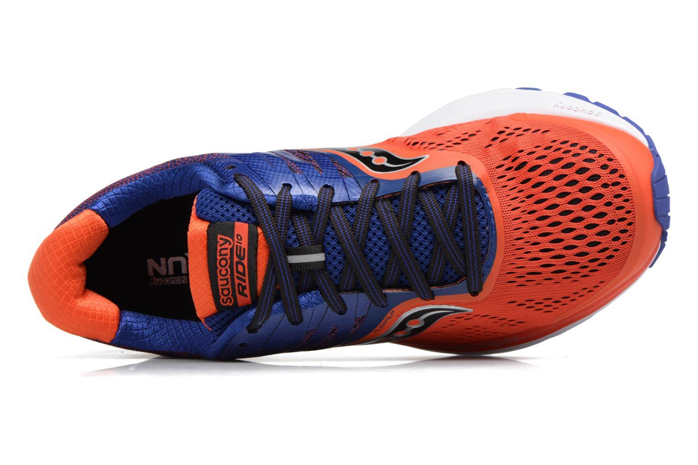 Ride 10 Orange/Blue