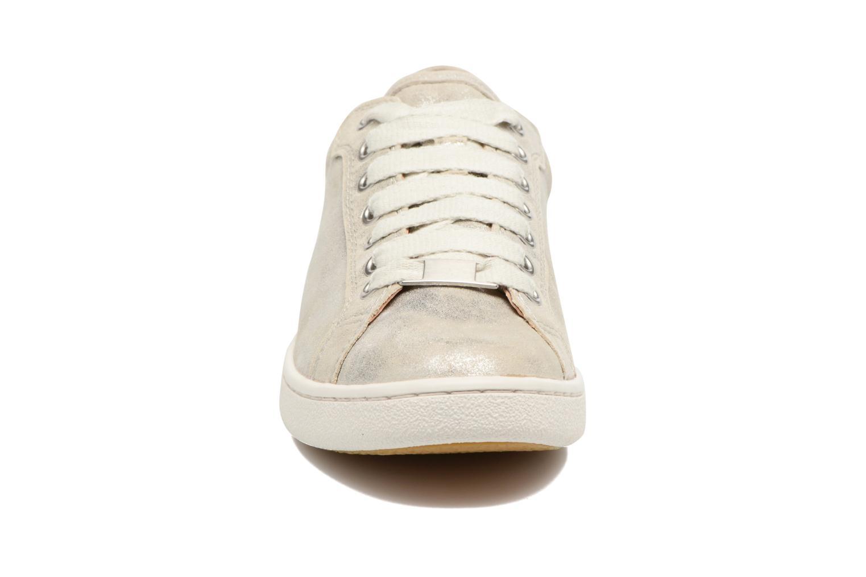 Baskets UGG Milo Stardust Argent vue portées chaussures