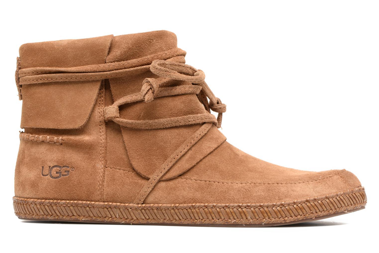 Bottines et boots UGG Reid Marron vue derrière