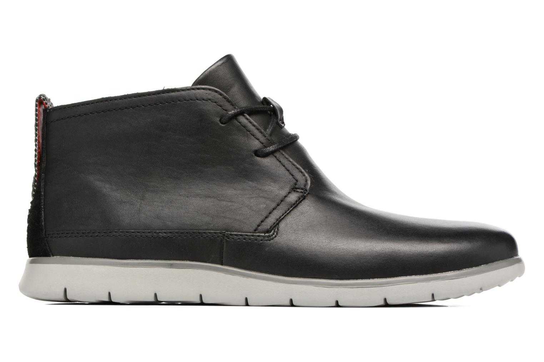 Chaussures à lacets UGG Freamon WP Noir vue derrière