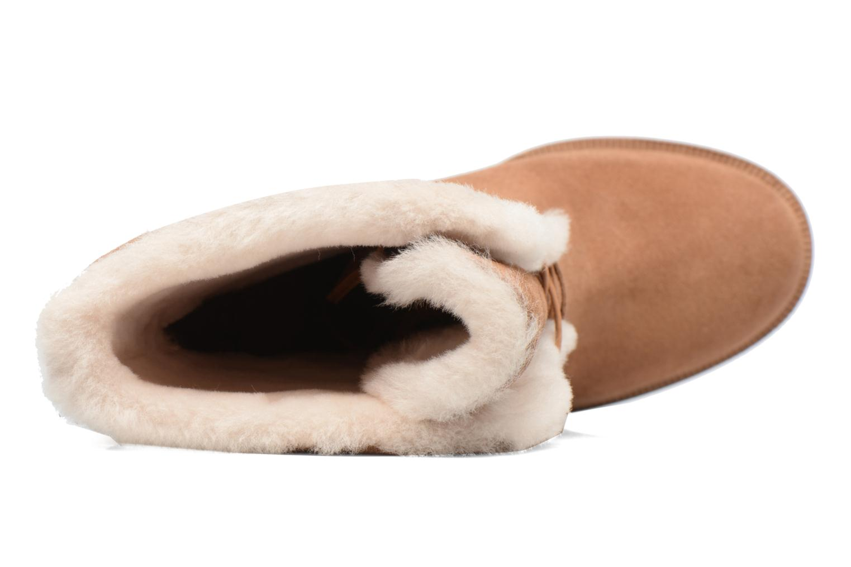 Bottines et boots UGG Jerene Marron vue gauche