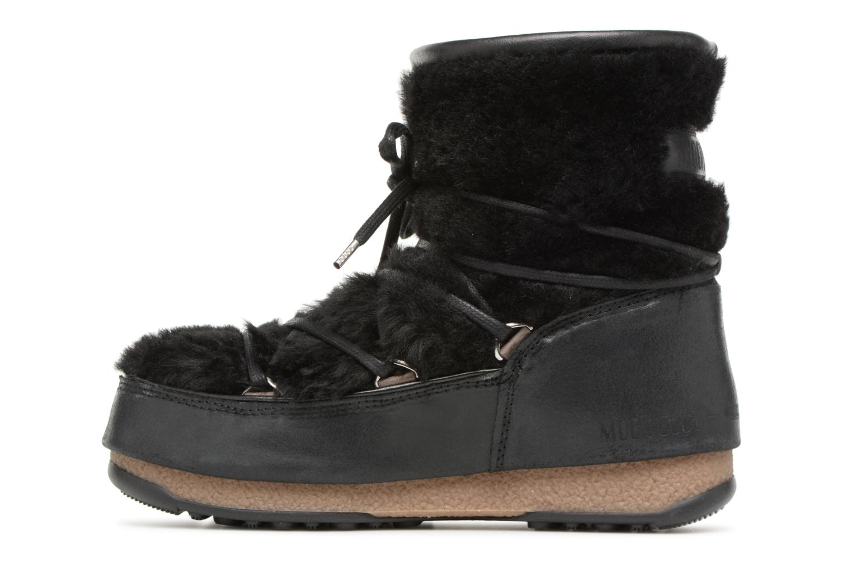 Chaussures de sport Moon Boot low SH Noir vue face