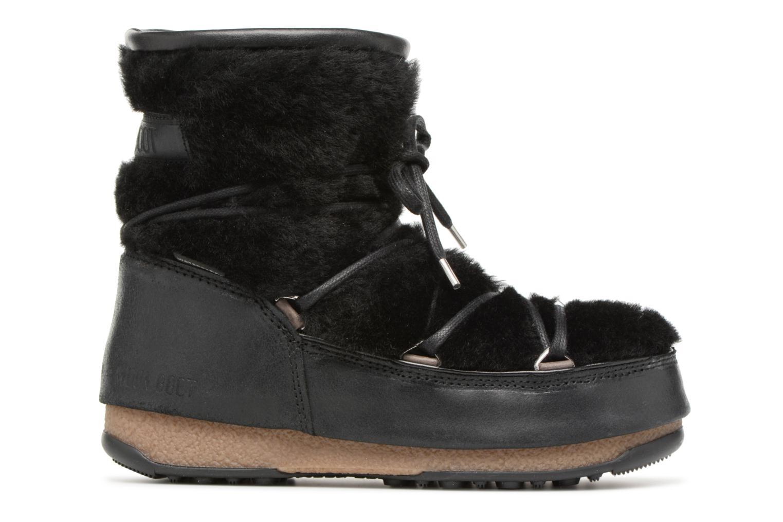 Chaussures de sport Moon Boot low SH Noir vue derrière