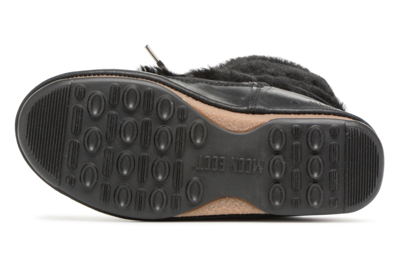 Chaussures de sport Moon Boot low SH Noir vue haut