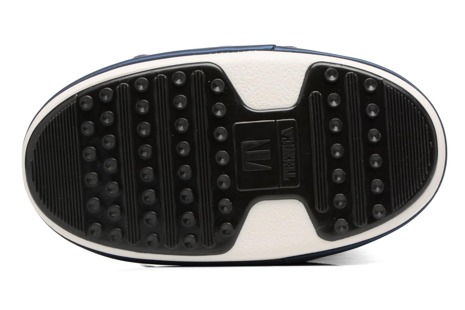 Sport shoes Moon Boot Glam Blue view from above