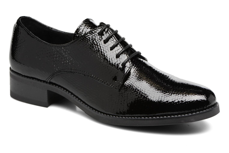 Grandes descuentos últimos zapatos Georgia Rose Galion (Negro) - Zapatos con cordones Descuento