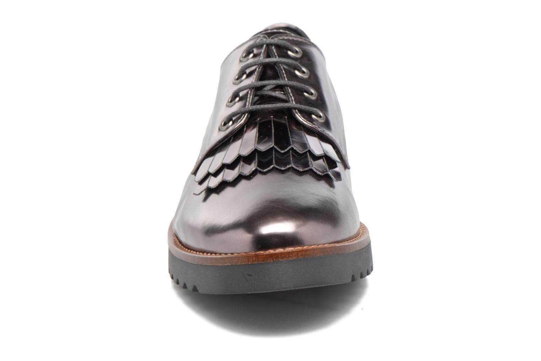 Chaussures à lacets Georgia Rose Guitou Or et bronze vue portées chaussures