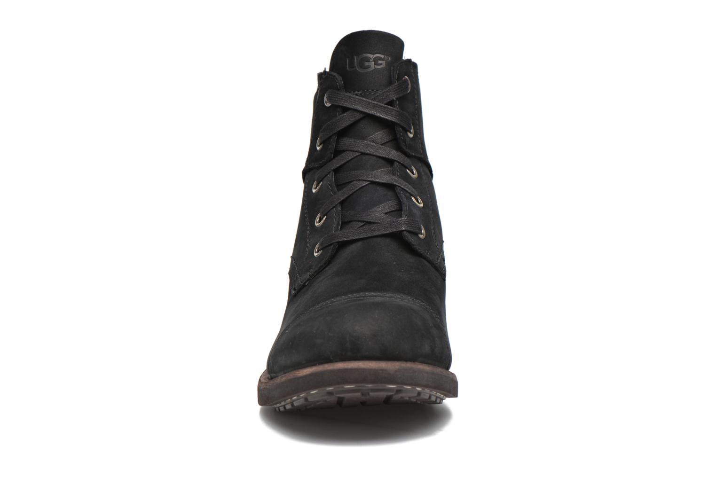 Bottines et boots UGG Parkhurst M Noir vue portées chaussures