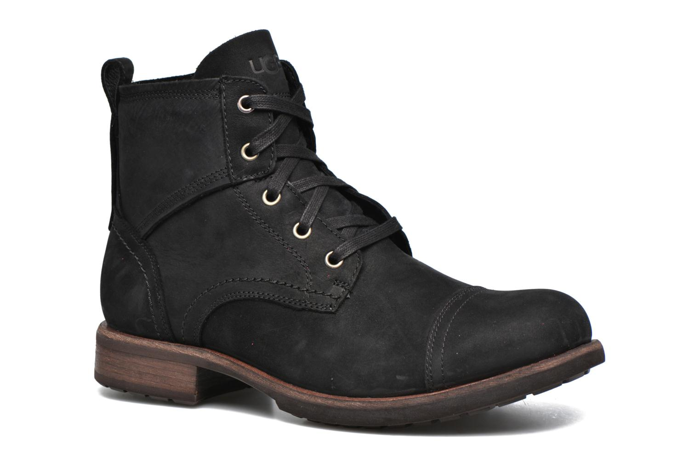 Bottines et boots UGG Parkhurst M Noir vue détail/paire