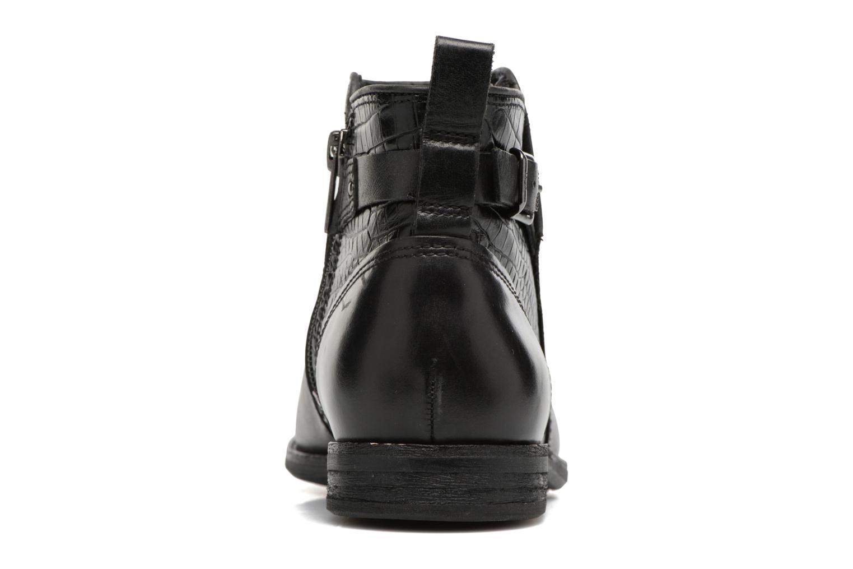 Demi Croc Black