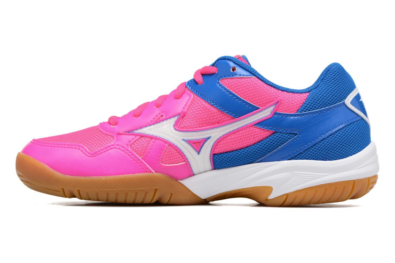 Zapatillas de deporte Mizuno CYCLONE SPEED Rosa vista de frente