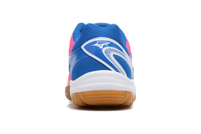 Chaussures de sport Mizuno CYCLONE SPEED Rose vue droite