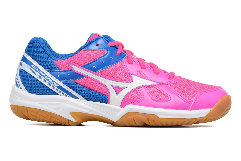 Chaussures de sport Mizuno CYCLONE SPEED Rose vue derrière