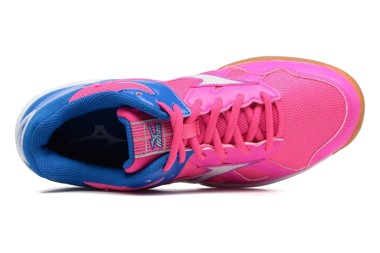 Zapatillas de deporte Mizuno CYCLONE SPEED Rosa vista lateral izquierda