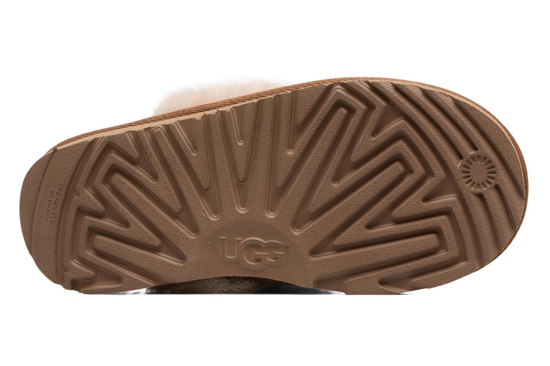 Pantoffels UGG Cozy II Bruin boven