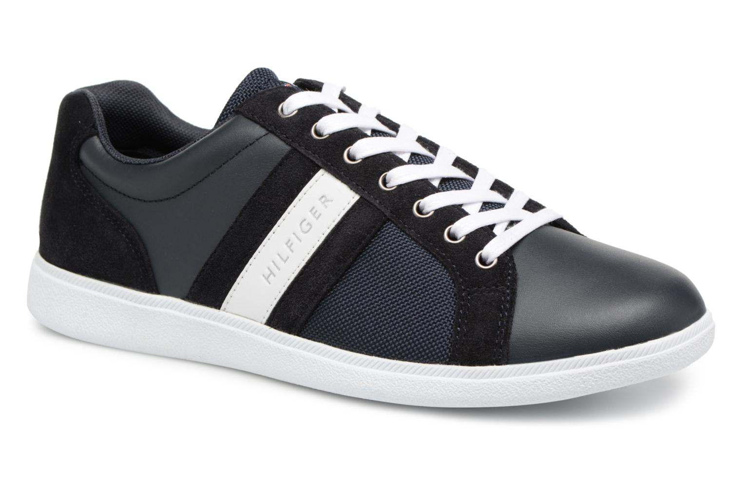 Midnight Tommy Hilfiger CORE MATERIAL MIX CUPSOLE (Bleu)