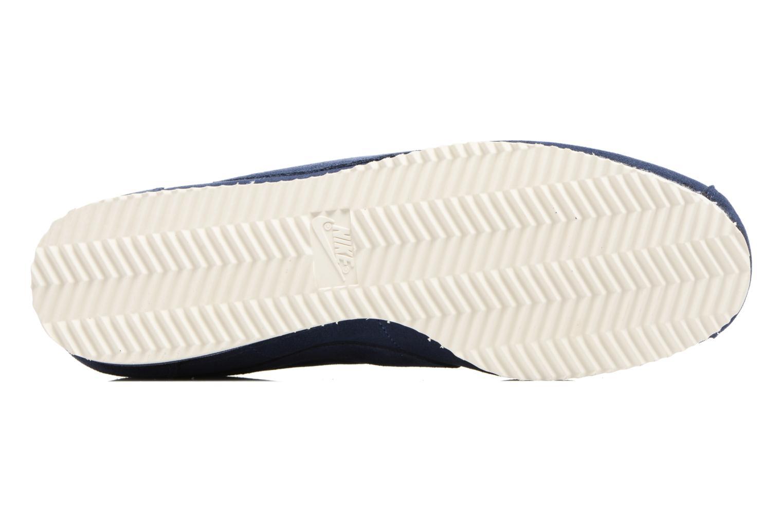 Deportivas Nike Classic Cortez Se Azul vista de arriba