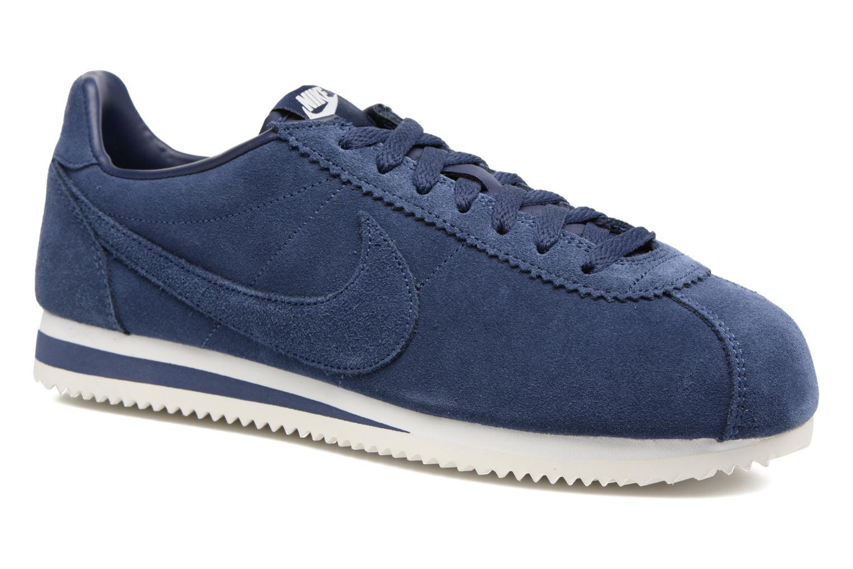 Deportivas Nike Classic Cortez Se Azul vista de detalle / par