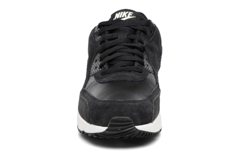 Baskets Nike Air Max 90 Ultra 2.0 Ltr Noir vue portées chaussures